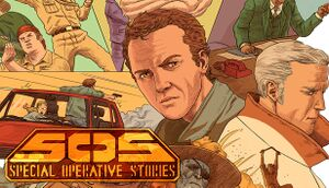SOS: Special Operative Stories cover