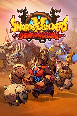 Swords & Soldiers II: Shawarmageddon cover