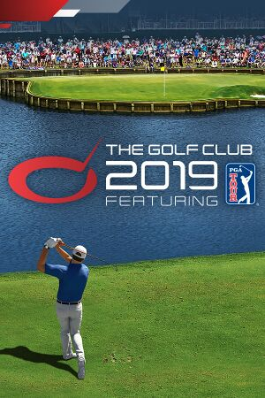 The Golf Club 2019 featuring PGA Tour cover