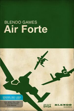 Air Forte cover