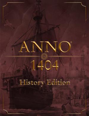 Anno 1404: History Edition cover