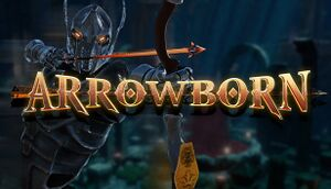 Arrowborn cover