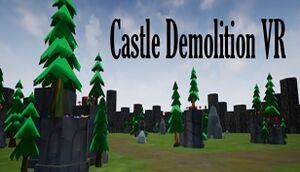 Castle Demolition VR cover