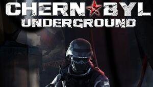 Chernobyl Underground cover
