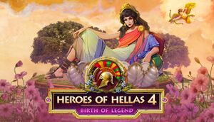 Heroes of Hellas 4: Birth of Legend cover