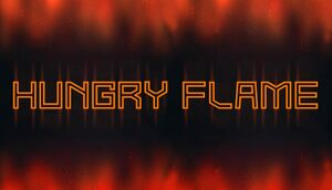 Hungry Flame cover
