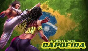 Martial Arts: Capoeira cover