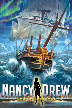 Nancy Drew: Sea of Darkness cover