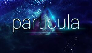 Particula cover