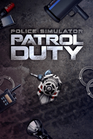 Police Simulator: Patrol Duty cover
