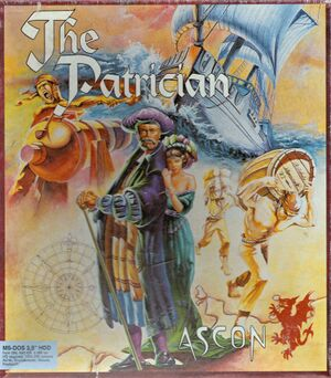 The Patrician cover