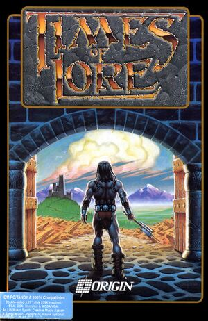 Times of Lore cover