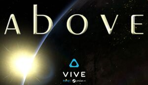 Above - VR cover