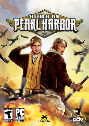 Attack on Pearl Harbor cover.jpg