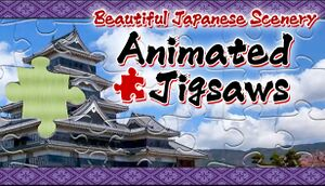 Beautiful Japanese Scenery - Animated Jigsaws cover