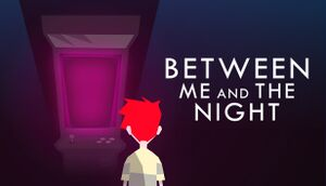 Between Me and The Night cover