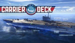 Carrier Deck cover