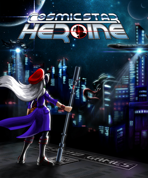 Cosmic Star Heroine cover