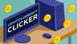 Cryptocurrency Clicker cover