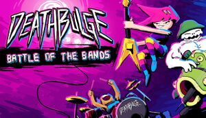 Deathbulge: Battle of the Bands cover