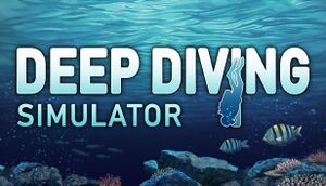 Deep Diving Simulator cover