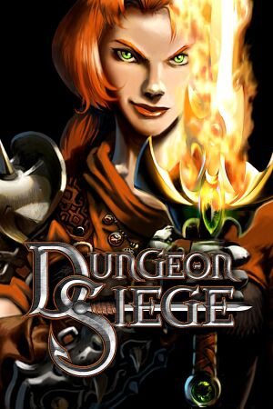 Dungeon Siege cover