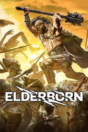 Elderborn cover