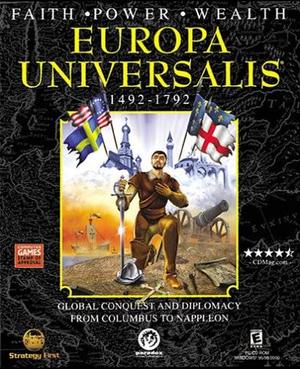 Europa Universalis cover