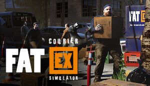 FatEX Courier Simulator cover