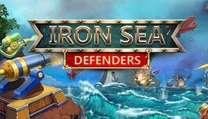 Iron Sea Defenders cover