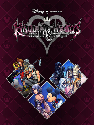 Kingdom Hearts HD 2.8Final Chapter Prologue cover