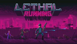 Lethal Running: Prologue cover