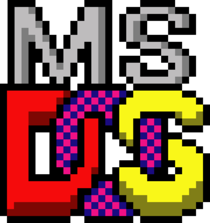 MS-DOS cover