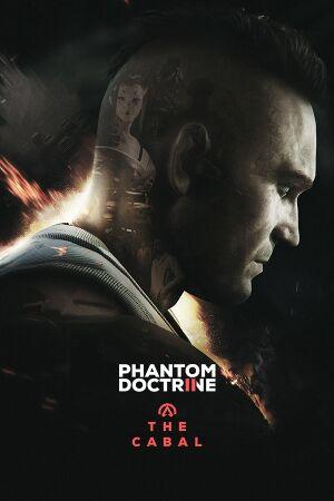 Phantom Doctrine 2: The Cabal cover