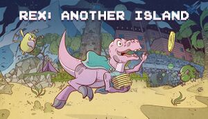 Rex: Another Island cover