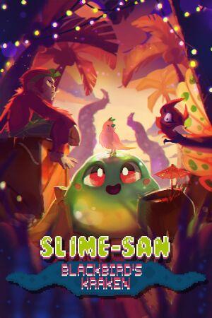 Slime-san: Blackbird's Kraken cover
