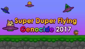 Super Duper Flying Genocide 2017 cover