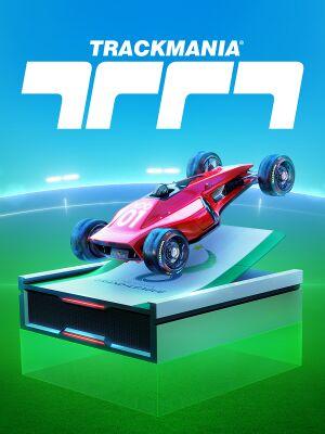Trackmania (2020) cover