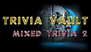 Trivia Vault: Mixed Trivia 2 cover