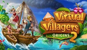 Virtual Villagers Origins 2 cover