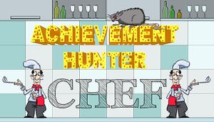 Achievement Hunter: Chef cover