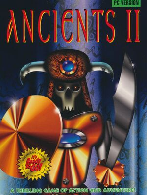 Ancients II - Approaching Evil cover.jpg