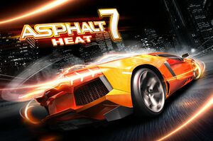 Asphalt 7: Heat cover