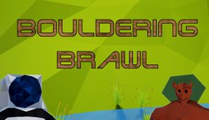 Bouldering Brawl cover