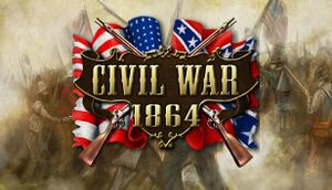 Civil War: 1864 cover