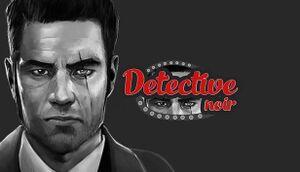Detective Noir cover