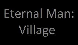 Eternal Man: Village cover