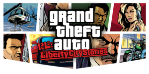Grand Theft Auto Re: Liberty City Stories cover
