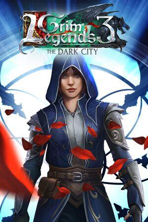 Grim Legends 3: The Dark City cover