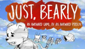 Just, Bearly cover